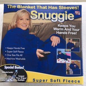 Blue Snuggie